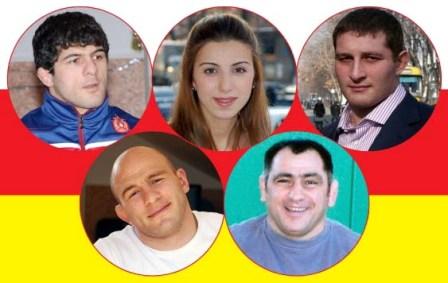 Олимпийская гордость Осетии