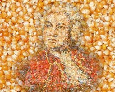 Полвека назад «кукурузную» мозаику из Осетии знали во всем мире