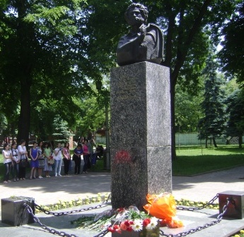 Пушкину поклонились во Владикавказе