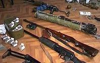 В Северной Осетии у торговцев оружием изъяли пять гранатометов, три пулемета и снайперскую винтовку