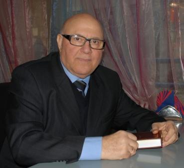 Казбек КАРГИНОВ сердцем всегда с Осетией