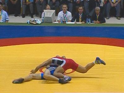 В копилке Осетии на чемпионате России по вольной борьбе уже четыре медали, среди которых два «золота»