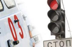 Во Владикавказе в результате ДТП госпитализированы 7 человек