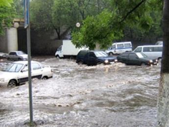 Ущерб от стихии в Северной Осетии составил около 700 млн. рублей