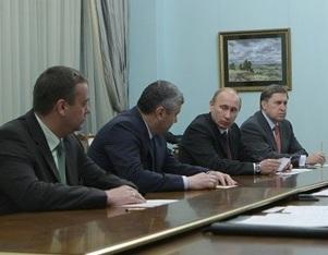 Конфликт интересов в Южной Осетии дошел до Белого Дома