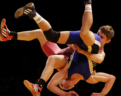 Два борца из Осетии поспорят в финале за «золото», еще двое – за «бронзу»