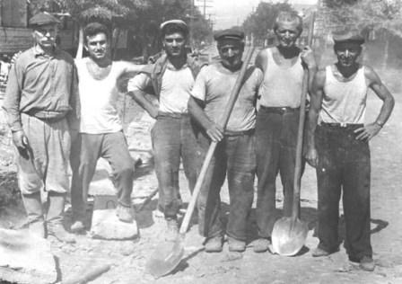 Беслан не сразу строился. Фотовзгляд из шестидесятых годов Хазби БОКОЕВА