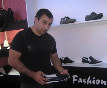 Заур ПЛИЕВ:  «Привлекательный магазин должен идти в ногу с модой»