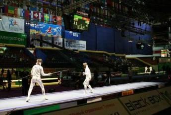 Аида ШАНАЕВА заняла на чемпионате Европы 9 место