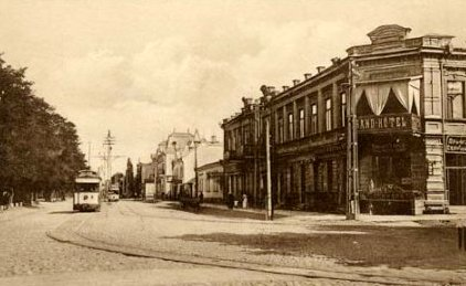 Первые промышленные предприятия Владикавказа