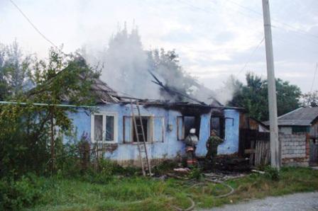 Смерть в огне – в Ардонском районе в результате пожара погибли брат и сестра