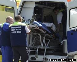 Автомобильная авария в Осетии не пощадила ни взрослых, ни детей