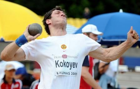 Сделав одну попытку, Кокоев завоевал бронзу
