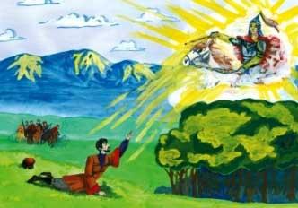 Хетаг как символ святости и добрых надежд