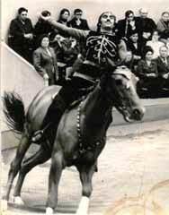 Он и сегодня – «на коне». Почетный гражданин американского города Бейтон-Руж живет в Майрамадаге