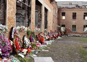 В Беслане возведут мемориал прямо на месте трагедии