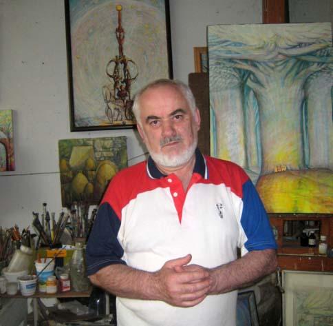 Батраз ДЗИОВ приехал в Пятигорск с «Песней о жизни»
