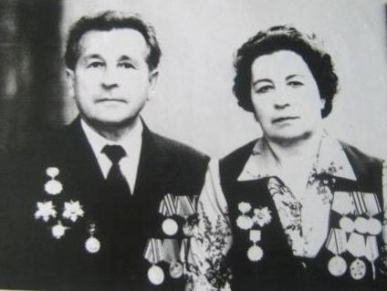 История любви и верности Михаила и Софьи БАЗРОВЫХ