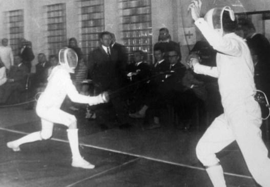 На дорожке Владимир ГОДЖИЕВ предпочитал атакующий стиль.
