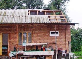 Специалисты МЧС менее чем за сутки ликвидировали последствия разгула стихии в Дигорском районе