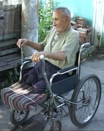 Вор-сосед не пожалел ветерана войны-инвалида