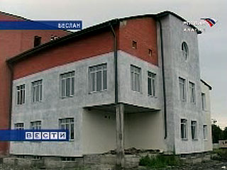 Многолетнее строительство роддома в Беслане идет к завершению
