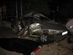 Про аварию и осетинскую инфатильность