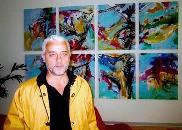 Художник Захар ВАЛИЕВ: «Мечтаю, чтобы в обществе поменялось отношение к людям творческих профессий»