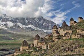 Северная Осетия-Алания – страна средневековых башен