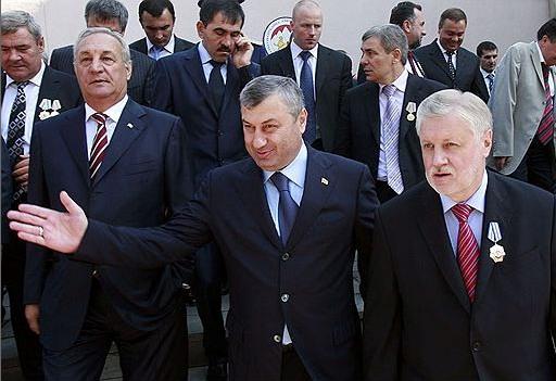 Президент Ингушетии признал Южную Осетию