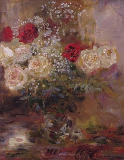 Мурат КАБУЛОВ. Розы.