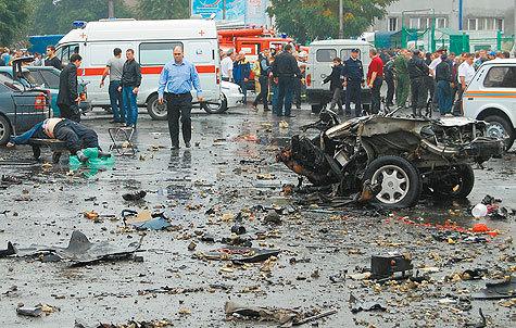 В Северной Осетии осудят террориста