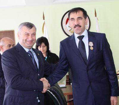 Юнус-Бек Евкуров: Мы должны идти навстречу друг другу и укреплять дружбу между нашими народами