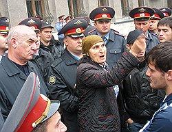 В Северной Осетии нашли виновных наверху