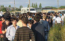 Владикавказ нашел село отпущения. Милиции пришлось вступиться за ингушей