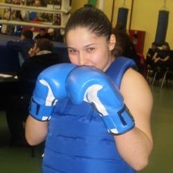 С таким приставом лучше не спорить. Элона ДАУРОВА – чемпионка по рукопашному бою