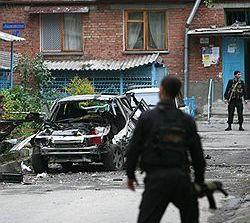 ФСБ задержала организаторов взрыва во Владикавказе