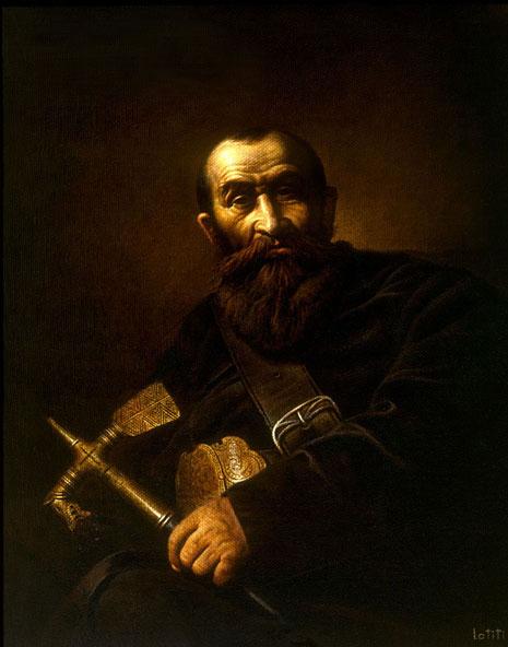 Игорь ЛОТИЕВ. Гатаг.