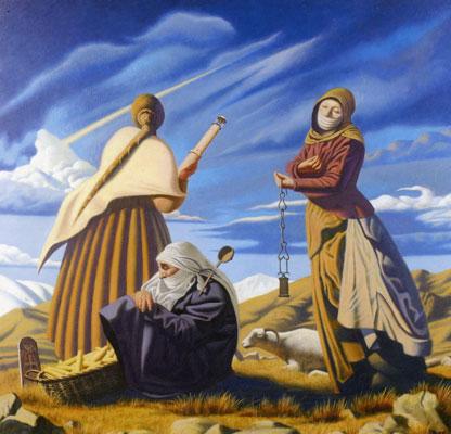 Игорь ЛОТИЕВ. Падение Татартупа. 2007 г.