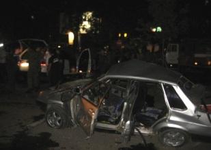Во Владикавказе проходит судебный процесс над водителем «БМВ» Тимуром Кадоховым, виновным в гибели пяти человек