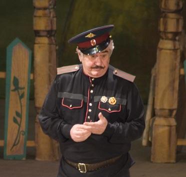 В Москве умер известный российский актер Олег Хабалов
