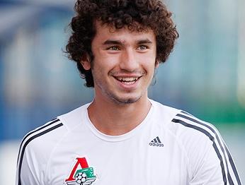 Сослан ДЖИОЕВ – юная надежда «Локомотива»