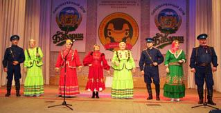 В Моздоке казачий ансамбль может стать государственным