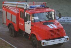 В Северной Осетии происходит в среднем 27 пожаров в месяц