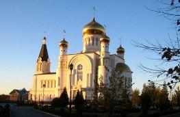 Ноябрь. Прогулки по Владикавказу-1