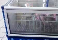 Во Владикавказе под покровом ночи украли холодильник для мороженого