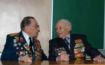 Когда ветераны и суворовцы в едином строю – Россия непобедима