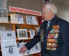 Герой-юбиляр Виктор КОНЯЕВ в декабре нарасхват