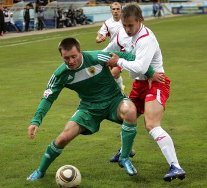 Давид ЦОРАЕВ – лучший футболист Осетии 2010 года