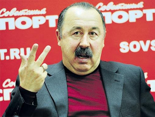 Валерий ГАЗЗАЕВ: «У нас будет сборная для ЧМ-2018!»